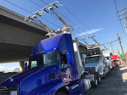 Electrified Highway Goes Live To Serve Ports Of Long Beach, Los ...