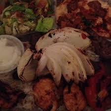 Magic Lamp Lebanese Mediterranean Grill Menu Long Beach CA