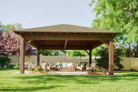 22'x24' Hip Roof Pavilion W/ Integrated Self-Contained Power ... Backyard Bar Plans Free Gazebo How To Build A Gazebo Patio Cover Hogares Pinterest Patios And Covered Patios Pergola Hgtv Tips For An Outdoor Kitchen Diy Choose The Best Home Design Ideas Kits Planning 12 X 20 Timber Frame Oversized Hammock Hangout Your Garden Lovers Club Pnic Pavilion Bing Images Pavilions Horizon Structures Outdoor Pavilion Plan Build X25 Beautiful