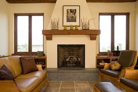 houzz fireplace mantels living room traditional with beige walls