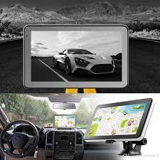100 Gps Systems For Trucks 2019 7 Inch Truck Car GPS Navigation System Internal 8GB NAV Free US Or EU Maps 704 From Mercray0 1357 DHgateCom