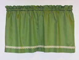 Lace Priscilla Curtains With Attached Valance by Lace Curtains Window Toppers