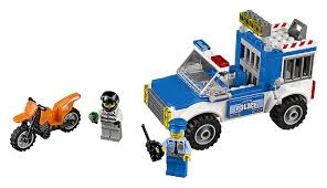 LEGO Juniors Police Truck Chase 10735 Toy For 4-Year-Olds, Building ... Lego Mobile Police Unit Itructions 7288 City Command Center 7743 Rescue Centre 60139 Kmart Amazoncom 60044 Toys Games Lego City Police Truck Building Compare Prices At Nextag Tow Truck Trouble 60137 R Us Canada Party My Kids Space 3 Getaway Cversion Flickr Juniors Police Truck Chase Uncle Petes City Patrol W Two Floating Dinghys And Trailer Image 60044truckjpg Brickipedia Fandom Powered By Wikia