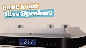 Ilive Under Cabinet Radio With Cd by Ilive Speakers Home Audio Best Sellers Youtube