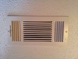Decorative Air Return Grille by When To Close Return Air Vents Grihon Com Ac Coolers U0026 Devices