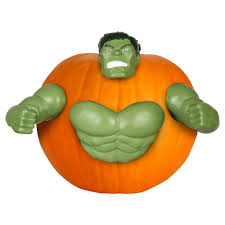 Superhero Pumpkin Carving Kit by Halloween Decor Preview What U0027s This Year