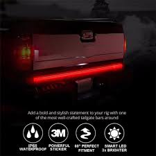 60'' Double Row LED Truck Tailgate Light Bar Strip Red/White Reverse ... Rampage Led Tailgate Light Bars Fast Free Shipping Putco 9200960 F150 Switchblade Bar 60 092018 Bully 30 Fresh Automotive Led Strips Home Idea 92 5 Function Trucksuv Brake Signal Reverse How To Install Access Backup Youtube Recon Xtreme Scanning Pacer Performance 20803 Outback F5 Redline Allsku Mulfunction Strip By Rough Country Long Truck Functions Runningsignal