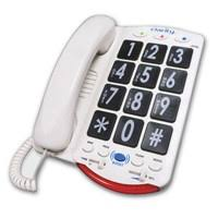 Clarity JV35 50dB Amplified Telephone with Talk The ideal phone for hearing loss or low vision