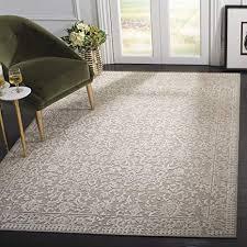 safavieh wohnzimmer teppich lna603 gewebter wolle und