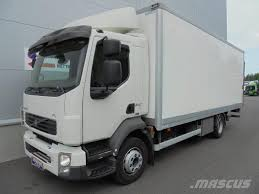 100 Box Trucks For Sale By Owner Used Volvo FLL D7 Box Trucks Year 2011 Price 34674 For Sale