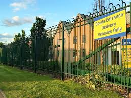 The Drawing Of Anti Climb Fence Installation Including Anti Climb Fencing Anti Climb Fencing And Security Fencing From