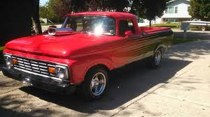 1963 Ford F-100 Unibody Hot Rod Pickup - Classic Ford F-100 1963 For ...
