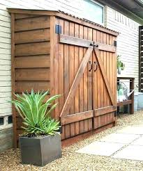 Wood Outdoor Storage Outdoor Garden Shed Small Storage Sheds O
