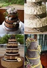 Rustic Country Wedding Cake Ideas Cakelicious Net Having Cakes With Wooden Burlap Or Floral Decorations Really
