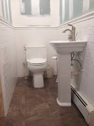 help with paint color for white tile bathroom