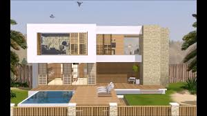 100 Modern House 3 Sims Modern House Download