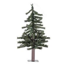Artificial Douglas Fir Christmas Tree Unlit by Search Artificial Christmas Trees Christmastopia Com