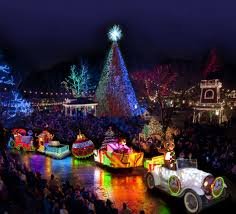 Tannenbaum Christmas Tree Farm Michigan by Best Places To See Christmas Lights From D C To Las Vegas Cnn