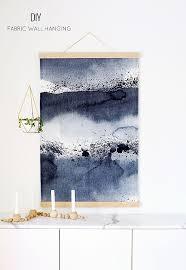 Best 25 Fabric wall art ideas on Pinterest