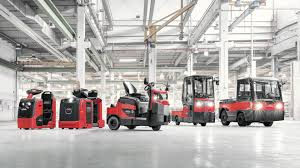 100 Pioneer Trucks Tow Tractors And Platform Trucks From Linde Material Handling