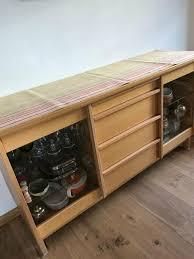 ikea sideboard forshed esszimmer buffet anrichte besteckschublade