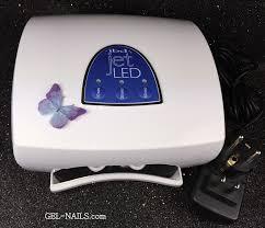 Gelish 18g Led Lamp Australia by Gelish Uv Led Nail Lamp Gel Nails