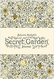 Johanna Basfords Secret Garden Journal Basford 9781856699853 Amazon Books