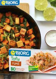des idées pour cuisiner le tofu fumé femininbio