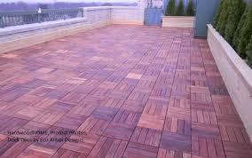 masaranduba deck tiles durable outdoor hardwood patio tiles