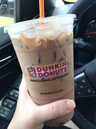 Dunkin Donuts Mocha Iced Coffee Calories Photo Of United States Medium How Many