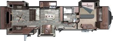2010 Jayco 5th Wheel Floor Plans by 2017 Open Range 3x Fifth Wheels By Highland Ridge Rv