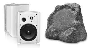 Bluetooth Patio Speakers