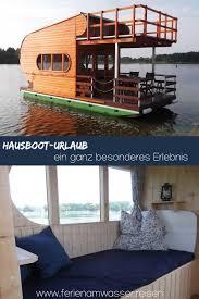 urlaub im hausboot ruhe natur und ganz viel wasser