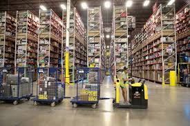 100 Warehouses Melbourne Amazon Location Of First Warehouse Step Toward Launching