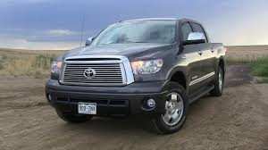 Review: 2013 Toyota Tundra CrewMax 4x4 - Can Lift Heavy Weights ... Toyota Tundra Trucks With Leer Caps Truck Cap 2014 First Drive Review Car And Driver New 2018 Trd Off Road Crew Max In Grande Prairie Limited Crewmax 55 Bed 57l Engine Transmission 2017 1794 Edition Orlando 7820170 Amazoncom Nfab T0777qc Gloss Black Nerf Step Cab Length Cargo Space Storage Wshgnet Unparalled Luxury A Tough By Devolro All Models Offroad Armored Overview Cargurus Double Trims Specs Price Carbuzz