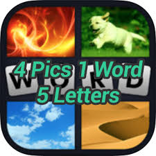 4 Pics 1 Word 5 Letters Level 137 232 Game Solver