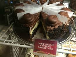 The Cheesecake Factory at Dadeland Mall Oreo Dream Extreme Cheesecake