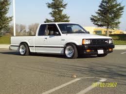 Nissan Truck Lowrider Unusual 1991 Mazda B2200 King Cab Mini Truck ...