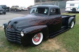Sweet 1940's Low Low Short Bed Truck   !