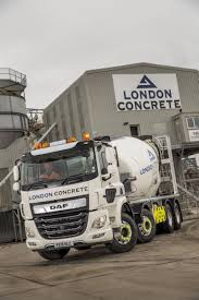 100 Daf Truck DAF S New CF 8x4 Provides Solid Credentials At UK Concrete