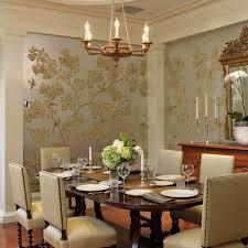 Wallpaper Dining Room Decorating Ideas