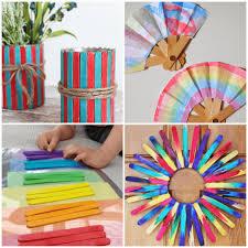 30 Popsicle Stick Crafts For Kids
