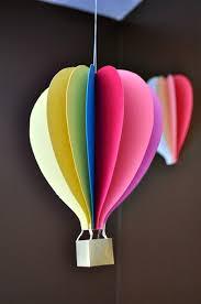 Colour Paper Craft Work