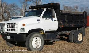 1998 GMC C6500 Dump Truck | Item L5146 | SOLD! February 16 C... 1992 Gmc 1 Ton Dump Truck Other For Sale Ford Kentucky Landscape Dump Truck For Sale 1241 1993 C3500 Dump Truck Wyandot Motor Sales Youtube Trucks Topkick Single Axle Flatbed For Sale By Arthur 2003 Sierra 3500 Regular Cab In Fire Red Photo 2 1979 7000 Cranston Ri 1214 100 2015 Kenworth Home Central California Used 1988 C7d042 Trovei C8500 Dumptruck Hunters Choices Pinterest Trucks 1994 3500hd 35 Yard W 8 12ft Meyers Snow Plow