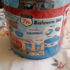 Cars Bathroom by Find More New 7 Pc Cars Bathroom Set For Sale At Up To 90 Off