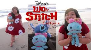 Lilo And Stitch Halloween by Whatdaymade Collab With Fidm Fashion Club Lilo U0026 Stitch Costume