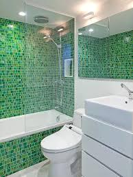 Blue Mosaic Bathroom Mirror by Bathroom Mosaic Mirrorround Mosaic Mirror Bathroom Contemporary