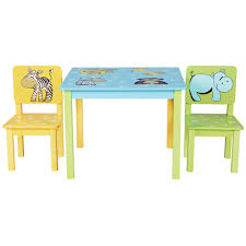 CHAXIA Child Table Chair Tables And Chairs Set Kindergarten ...