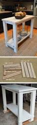 Affordable Kitchen Island Ideas by Best 25 Diy Kitchen Island Ideas On Pinterest Build Kitchen