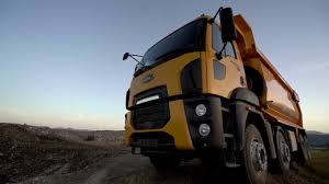Ford Construction Trucks *BRAND NEW* At BAS Trucks - YouTube